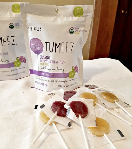 Tumeez Organic Tummy Soothing Lollipops for Kids #Tumeez #MomeezChoice
