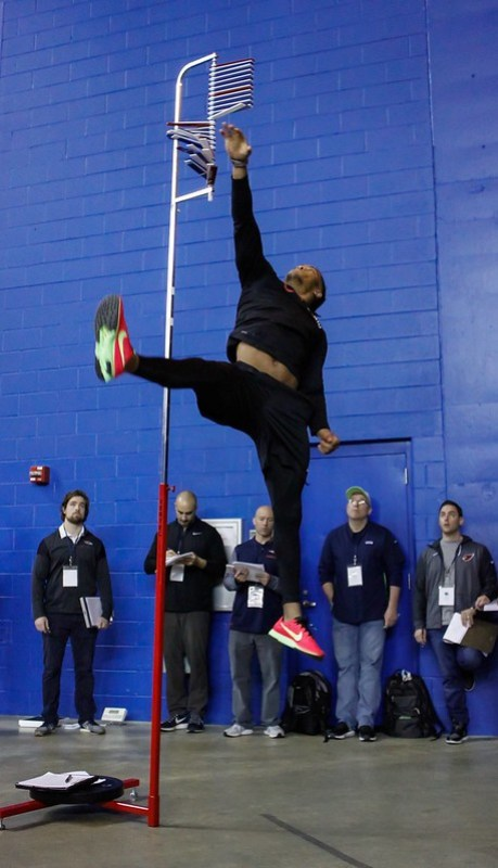 how do you measure your vertical jump