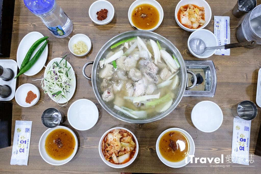 首爾美食餐廳 孔陵一隻雞 (17)