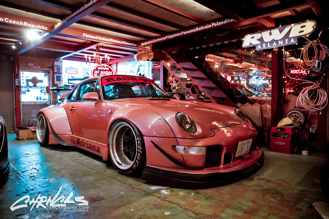 A Private Tour of RAUH-Welt Begriff… – The Chronicles© – No