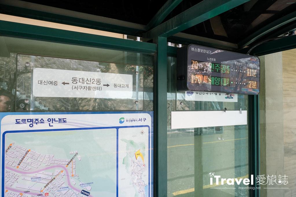 釜山賞櫻景點 東大新洞望洋路 (43)