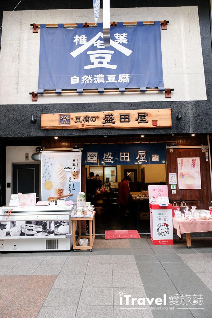 福冈商场推荐 博德川端通商店街 (7)