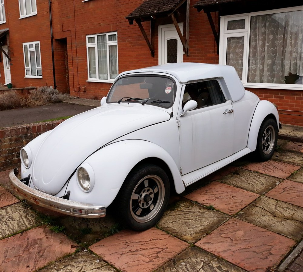 medium resolution of  1978 vw beetle coupe by shagracer