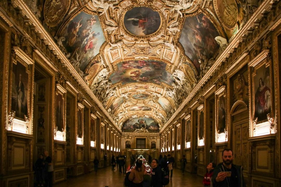Musei di Parigi, Louvre
