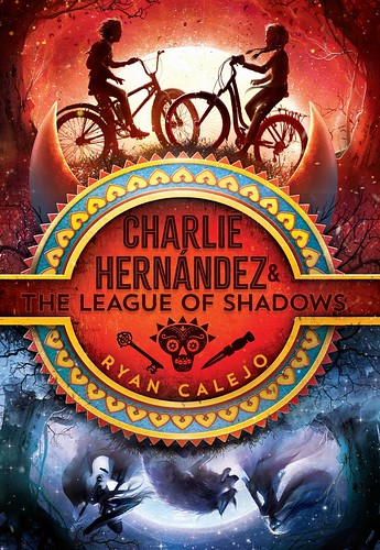 Charlie Hernández & the League of Shadows ~ Book Review