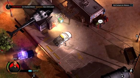 Fugitivo Americano - Grand Theft Auto