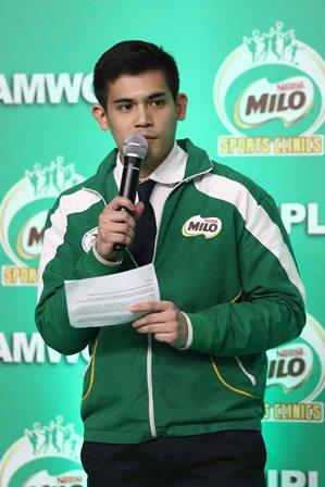 2019 MILO Summer Sports Clinics Luigi Pumaren