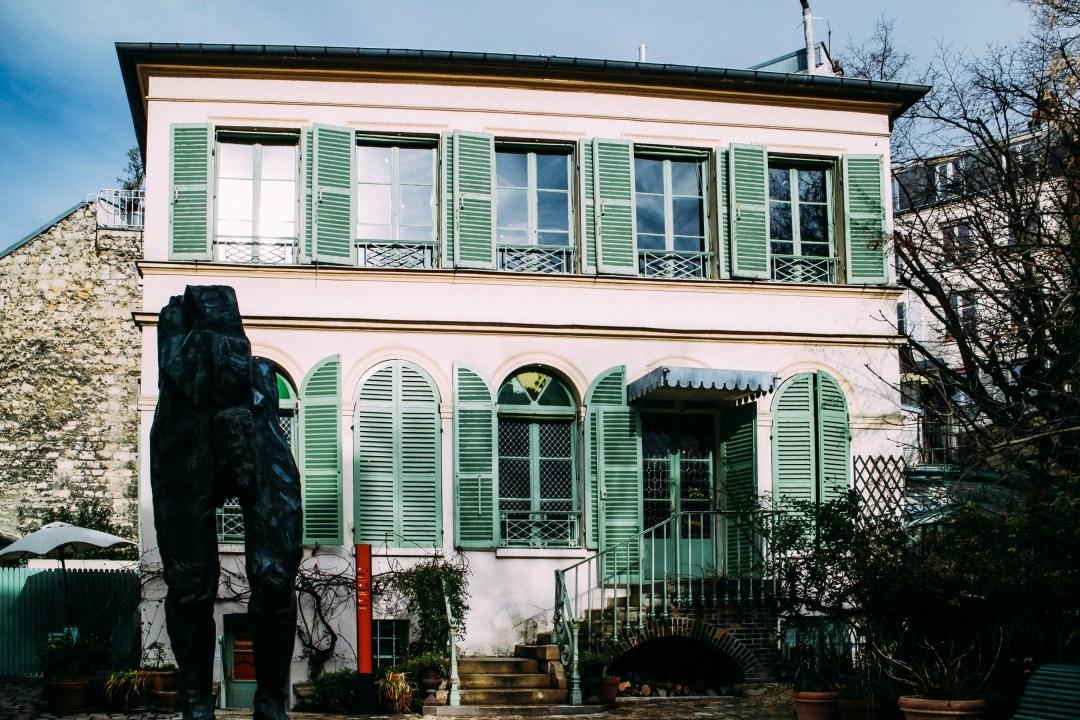 Musée de la Vie Romantique, Parigi