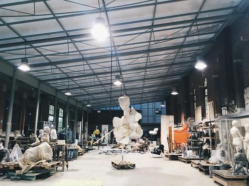 taller escultura