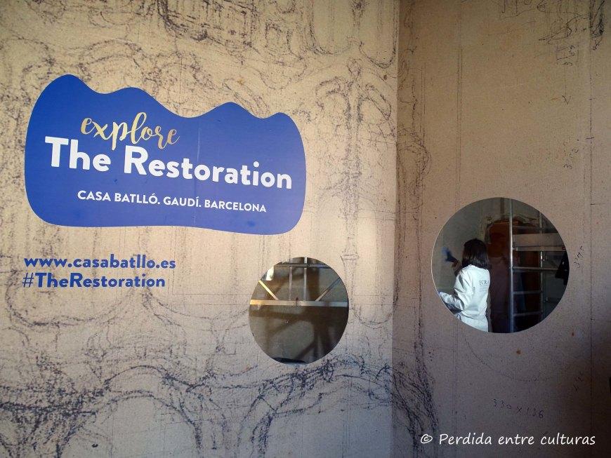 Casa Batlló - Restauració