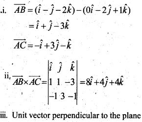 Plus Two Maths Chapter Wise Questions and Answers Chapter 10 Vector Algebra 56