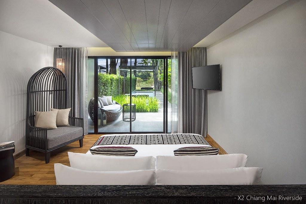 X2清邁河濱度假村 X2 Chiangmai Riverside Resort (1)
