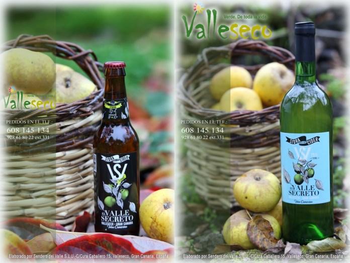 """Valleseco promocionara en 'Gran Canaria Me Gusta' los sabores de """"El Valle Secreto"""""""