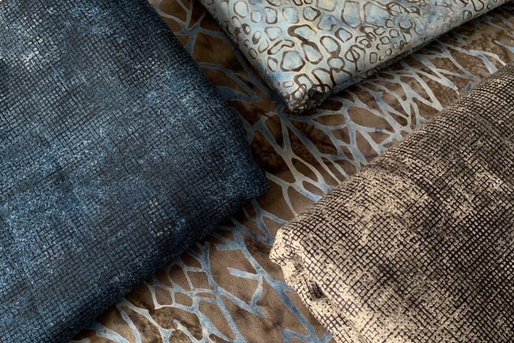 Backing fabrics
