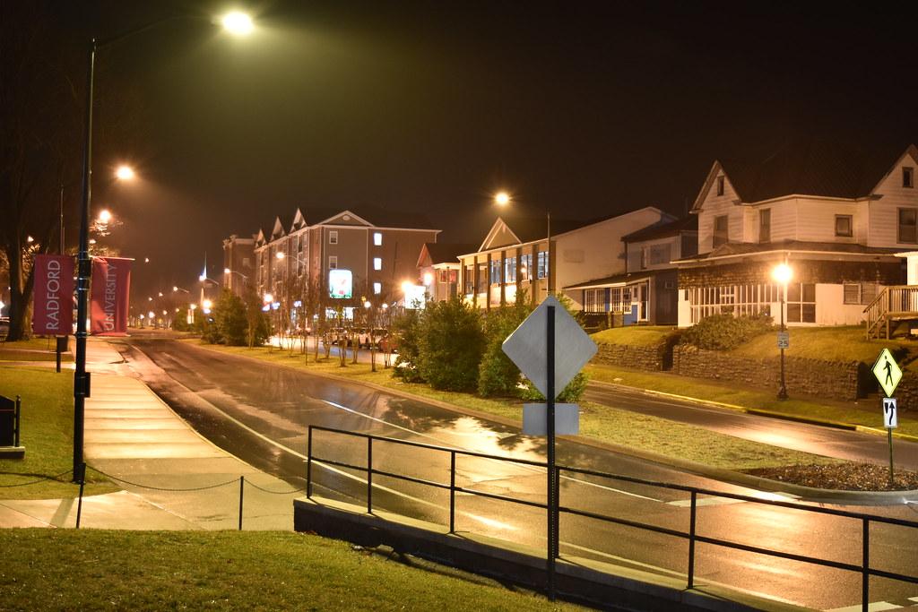 Tyler Street at night (2)