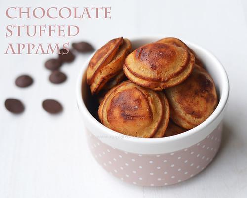 chocolate-appam