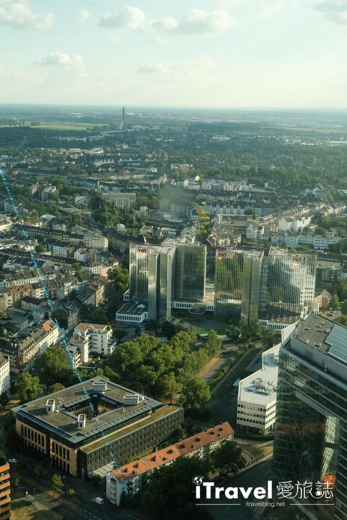 杜塞道夫景点 莱茵塔Rheinturm (26)