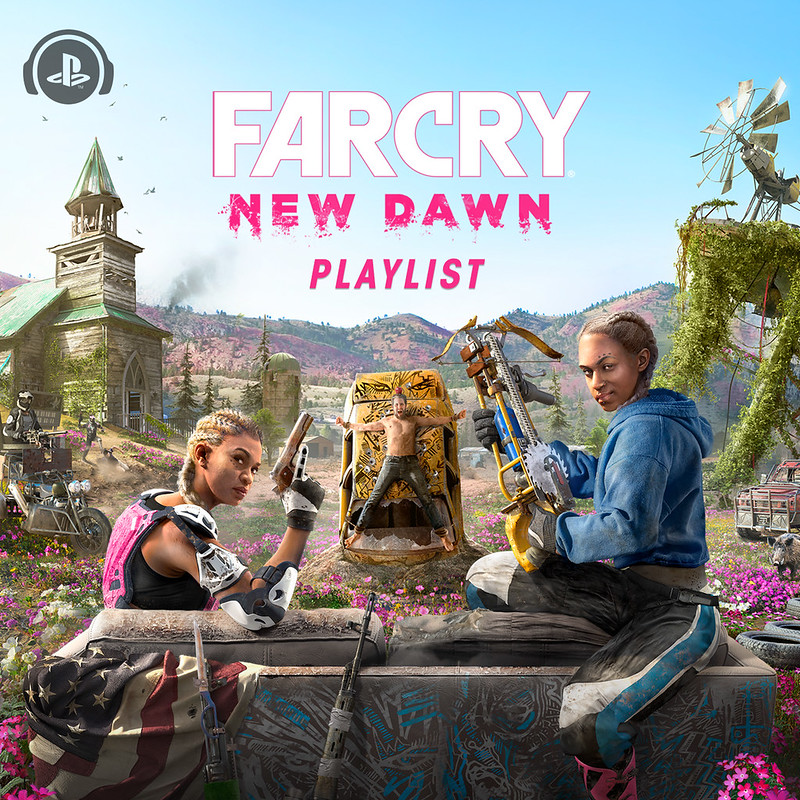 Far Cry New Dawn Playlist