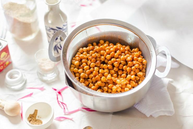 Smoky Roasted Chickpea Hummus