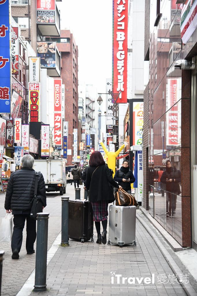 東京新橋光芒飯店 Candeo Hotels Tokyo Shimbashi (5)