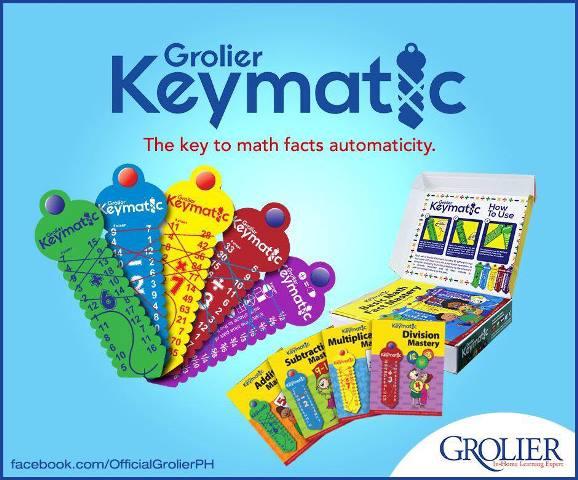 Grolier KeyMatic