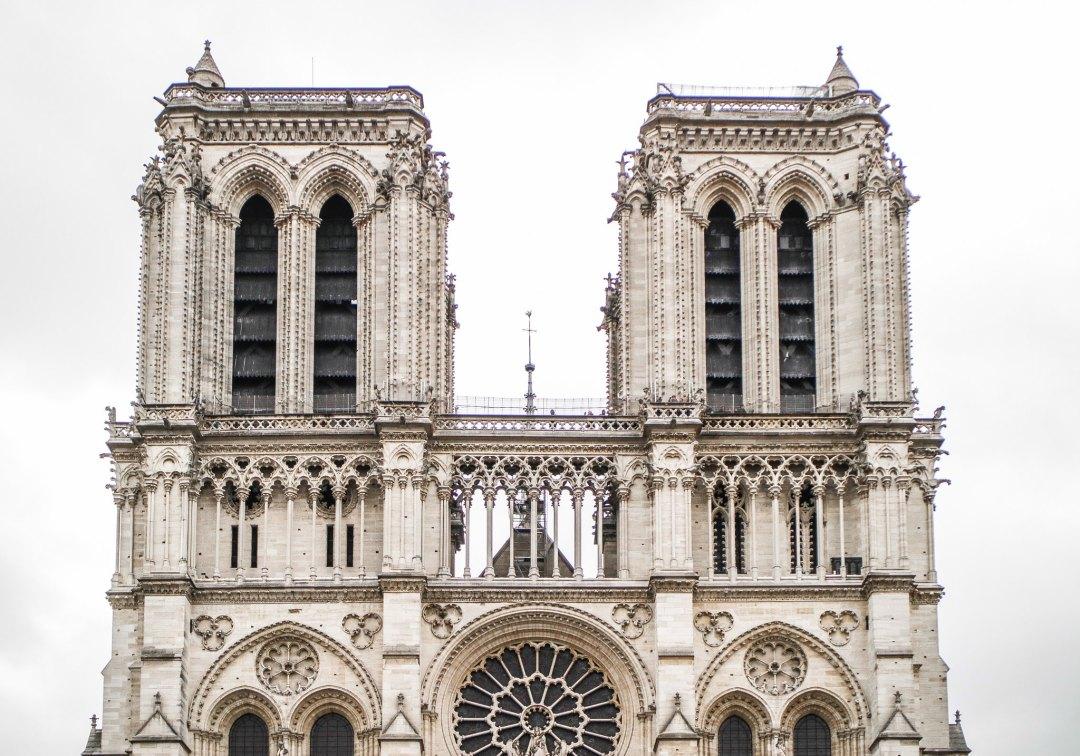 Cattedrale di Notre-Dame, Parigi