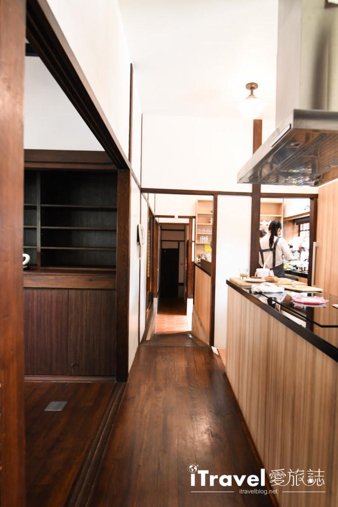 台中咖啡廳推薦 幸卉文學咖啡 (24)