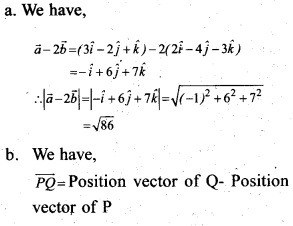 Plus Two Maths Chapter Wise Questions and Answers Chapter 10 Vector Algebra 36