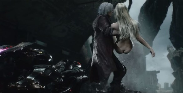 Devil May Cry 5 - Trish's Butt