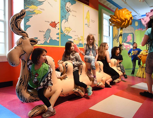 Dr. Seuss Birthday Celebration Springfield Museums