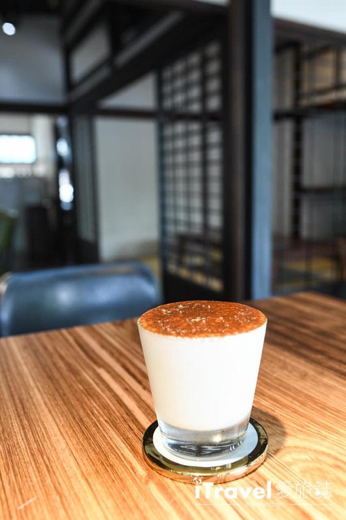 台中咖啡廳推薦 幸卉文學咖啡 (38)