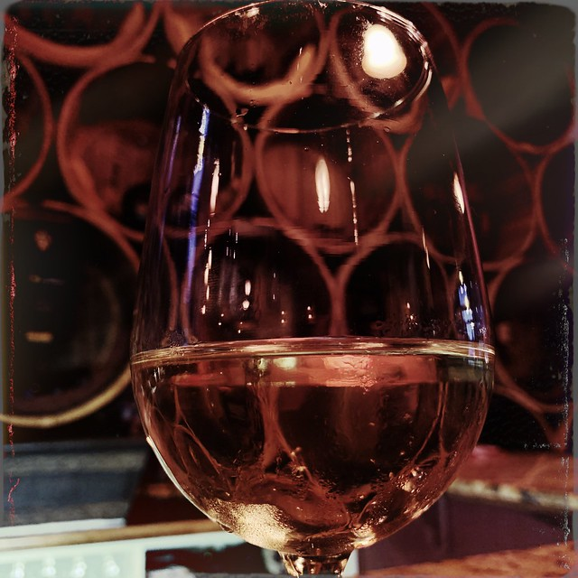 wine after work