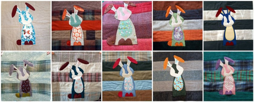 Harriet Hare workshop finishes Feb19