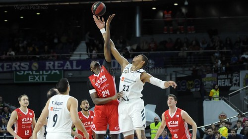 J13 ACB: Real Madrid - UCAM Murcia (23-12-2018)