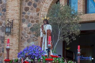 Procesión Cautivo Semana Santa 2014