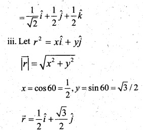 Plus Two Maths Chapter Wise Questions and Answers Chapter 10 Vector Algebra 52