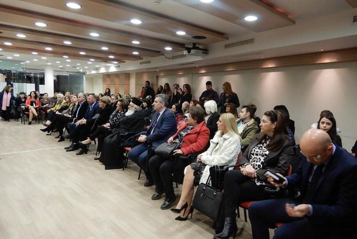 Ο Δήμος Αρταίων τίμησε τη γυναίκα εθελοντή