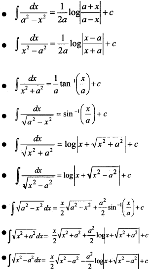 Plus Two Maths Notes Chapter 7 Integrals 5