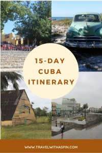 The best 15-day Cuba itinerary