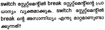 Plus One Computer Application Model Question Papers Paper 1 29