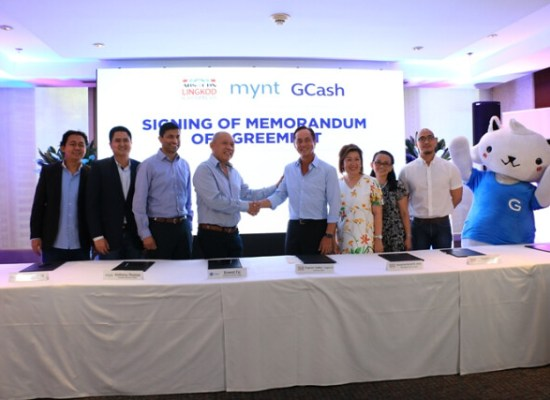 GCASH Buy Load for a Cause