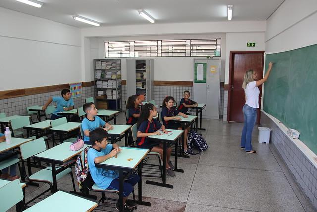 28.03.2019 Inauguraçõa da Escola Joaquim Pereira mendes