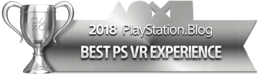Best PS VR Experience - Silver