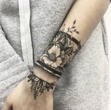Ten Reasons Why 16 Flower Tattoos Is Common In USA | 16 flower tattoos