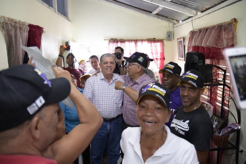Residencia Miriam Santos. Cayetano Germosen. Moca