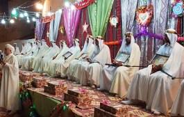 العرس الجماعي من تنظيم جمعية الهدى الخيرية