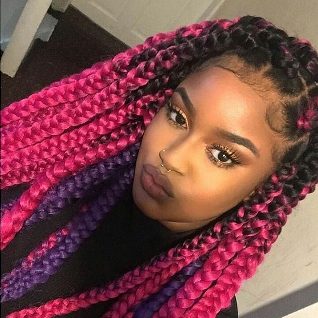 top 2019 summer braid color combo