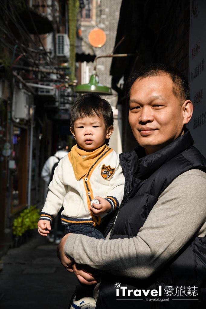 上海景点推荐 创意街区田子坊 (14)