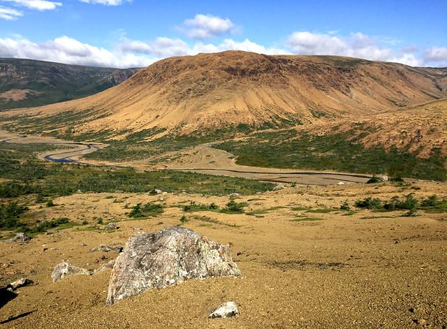 Lewis Hills Ophiolite Massif