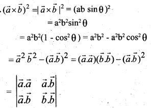Plus Two Maths Chapter Wise Questions and Answers Chapter 10 Vector Algebra 3